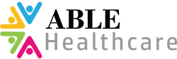 Able Health Care Logo